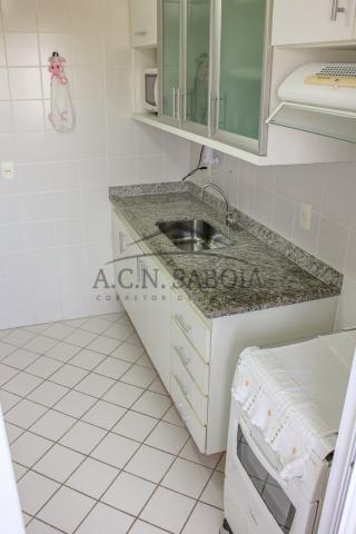 Apartamento à venda com 3 dormitórios em Praia das toninhas, Ubatuba cod:AP00457 - Foto 12
