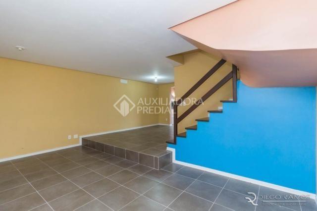 Casa de condomínio para alugar com 3 dormitórios em Pedra redonda, Porto alegre cod:301057 - Foto 3