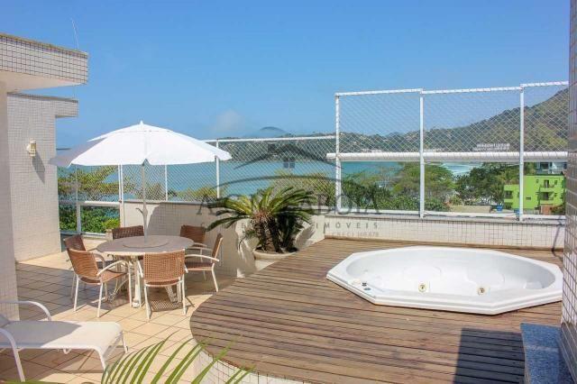 Apartamento à venda com 3 dormitórios em Praia das toninhas, Ubatuba cod:AP00457