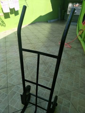 Carrinho de carga armazém - Foto 2