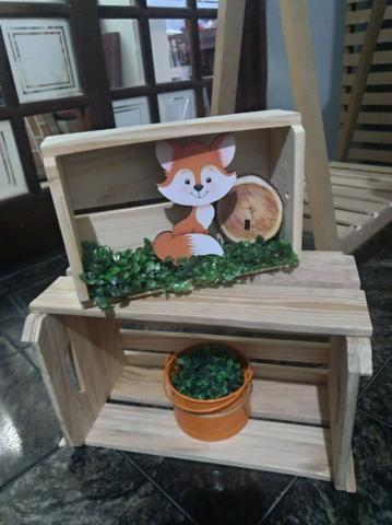 Kit Decoração Raposa - Aluguel - Foto 5