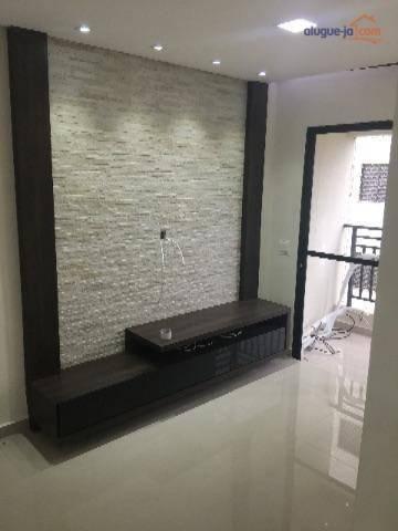 Apartamento com 2 dormitórios à venda, 62 m² por r$ 320.000,00 - jardim américa - são josé - Foto 5