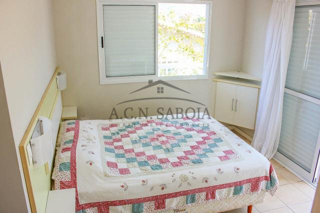 Apartamento à venda com 3 dormitórios em Praia das toninhas, Ubatuba cod:AP00470 - Foto 15
