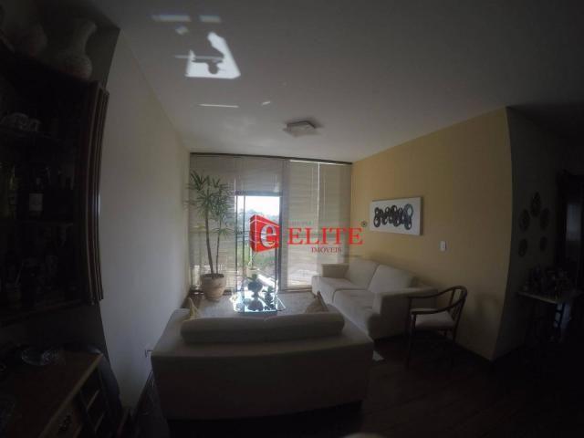 Apartamento com 3 dormitórios à venda, 105 m² por r$ 560.000,00 - jardim aquarius - são jo - Foto 5