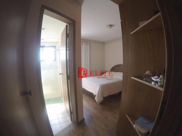 Apartamento com 3 dormitórios à venda, 105 m² por r$ 560.000,00 - jardim aquarius - são jo - Foto 9
