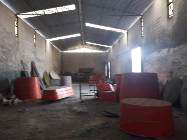 Galpão/depósito/armazém para alugar em Distrito industrial, Uberlândia cod:876388 - Foto 2