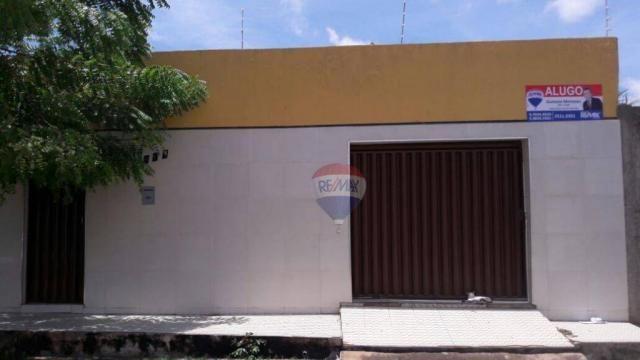 Casa com 4 quartos para locação por R$1000,00 - Salesianos - Juazeiro do Norte/CE