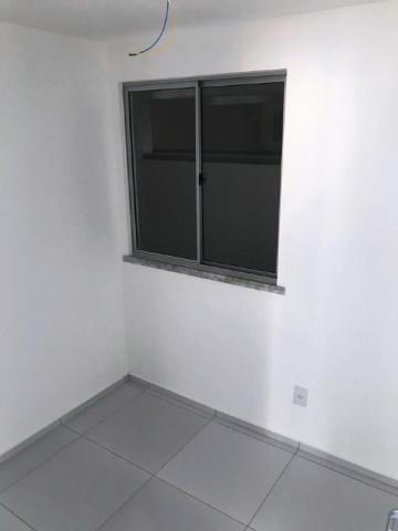 Apartamento à venda, 3 quartos, 1 vaga, joquei clube - fortaleza/ce - Foto 17