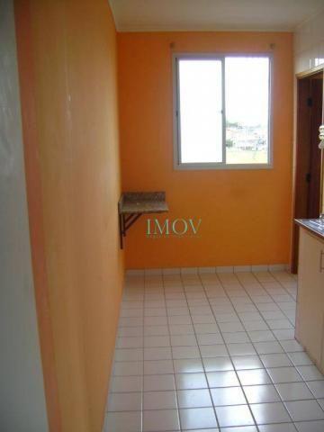 Apartamento com 2 dormitórios à venda, 51 m² por r$ 185.000,00 - jardim paulista - são jos - Foto 6