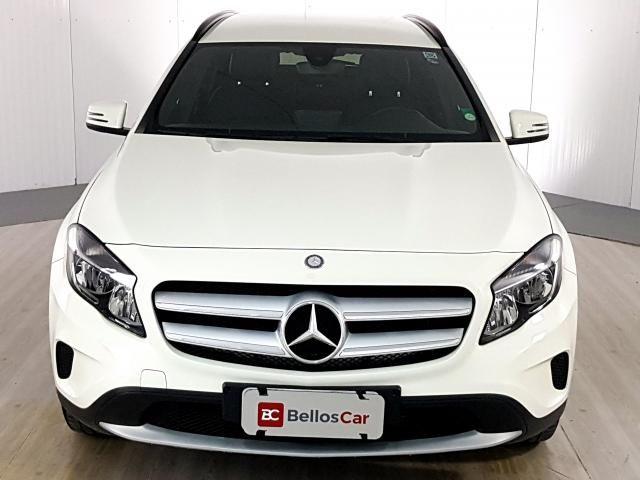 Mercedes GLA 200 Adv. 1.6/1.6 TB 16V Flex  Aut. - Branco - 2016 - Foto 5