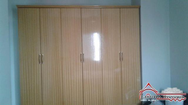 Lindo apartamento para venda no solar do barão jacareí sp - Foto 4