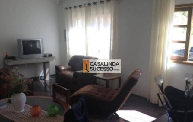 Casa 200m² 3 suítes 4 vagas próx. à rodovia governador mario covas - ca6120 - Foto 6