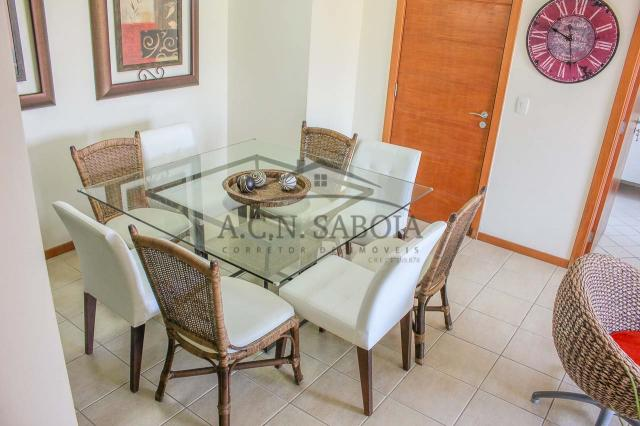 Apartamento à venda com 3 dormitórios em Praia das toninhas, Ubatuba cod:AP00457 - Foto 3