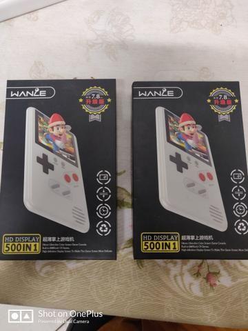 Gameboy WANSLE 500 in 1 - Foto 2