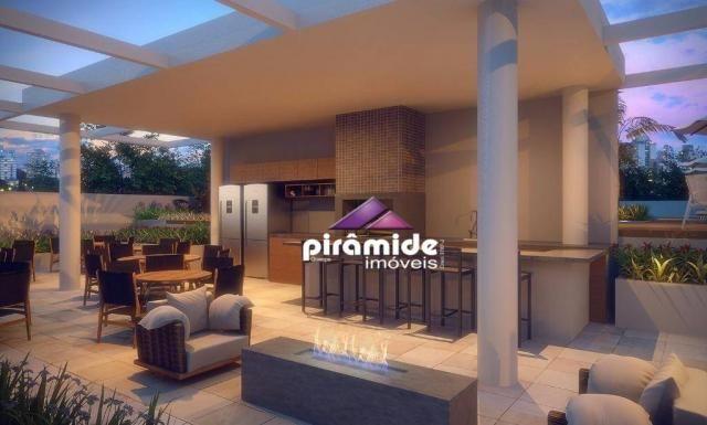 Apartamento à venda, 78 m² por r$ 616.000,00 - jardim aquarius - são josé dos campos/sp - Foto 4