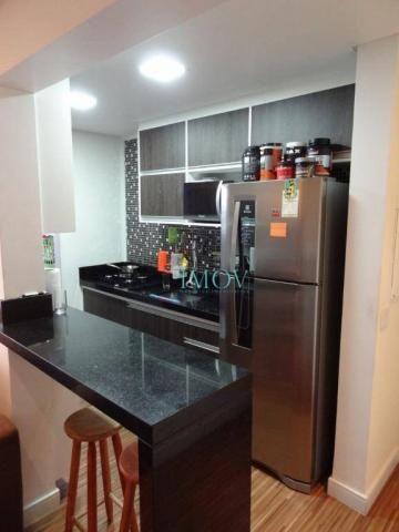 Apartamento com 2 dormitórios à venda, 63 m² por r$ 320.000 - vila industrial - Foto 7
