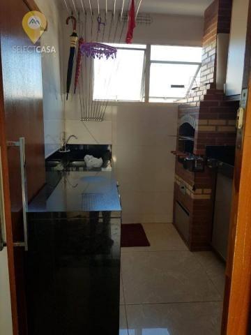 Excelente apartamento em bairro de fátima/jardim camburi 3 quartos - Foto 6