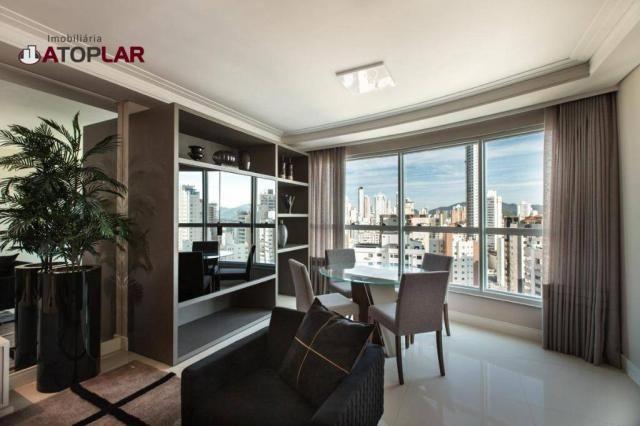 Apartamento com 3 suítes à venda, 180 m² por r$ 2.340.000 - centro - balneário camboriú/sc - Foto 10