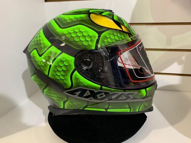 Capacete Axxis Snake - Foto 5