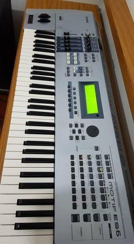 Yamaha Motif ES 6 - Foto 6