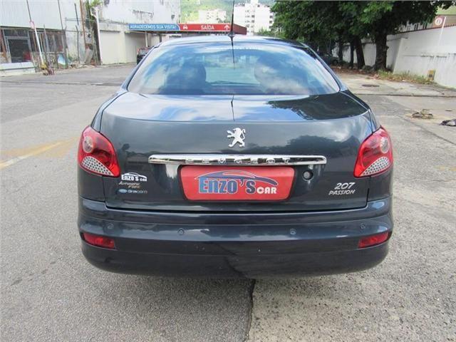 Peugeot 207 1.6 xs passion 16v flex 4p automático - Foto 5