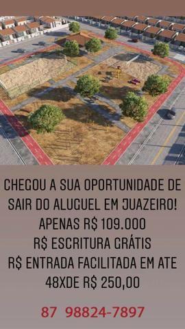 Casas em bairro planejado em Juazeiro - Foto 3