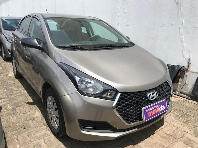HYUNDAI  HB20 1.0 UNIQUE 12V FLEX 4P 2018