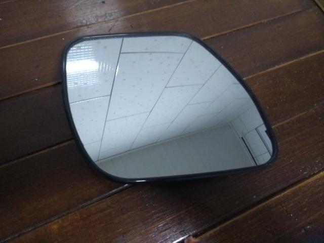 Espelho retrovisor Ld Pajero Full 2006 a 2017 , vidro c/ base