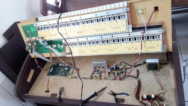 Conserto de Órgão Eletrônico. Leia a Descriçao - Foto 4