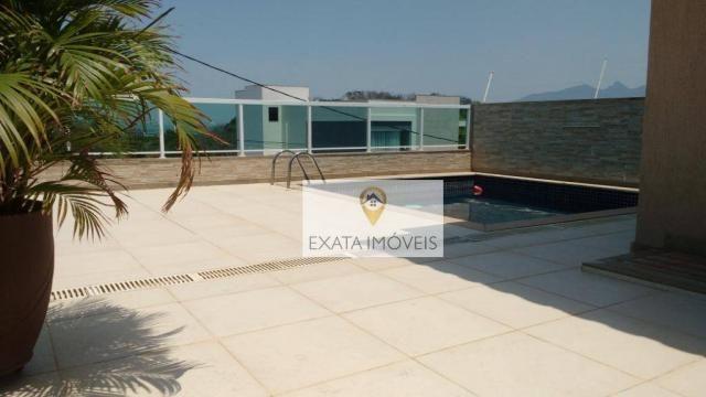 Casa alto padrão, Colinas/Região de Costazul, Rio das Ostras. - Foto 3