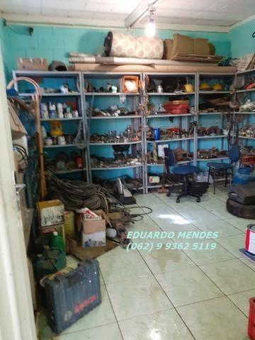 Galpão coberto, lote 360 m² em Aparecida de Goiânia, boa localização - Foto 15