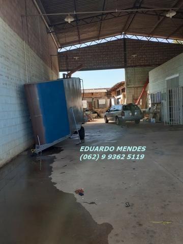 Galpão coberto, lote 360 m² em Aparecida de Goiânia, boa localização - Foto 18