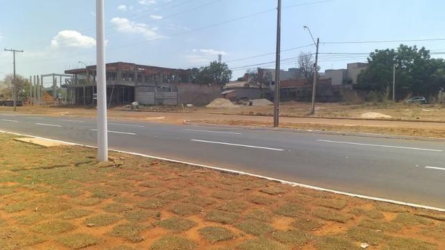 Prédio comercial vicinal inacabado na Av. LO 08 144M² (12x12) - Foto 12