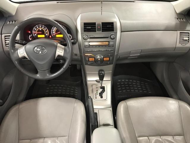 Corolla XEI 1.8 2010 - Foto 11