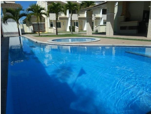 CA0042 - Casa á venda com 96m² - 3 quartos - Lagoa Redonda - 295mil - Fortaleza/CE - Foto 2