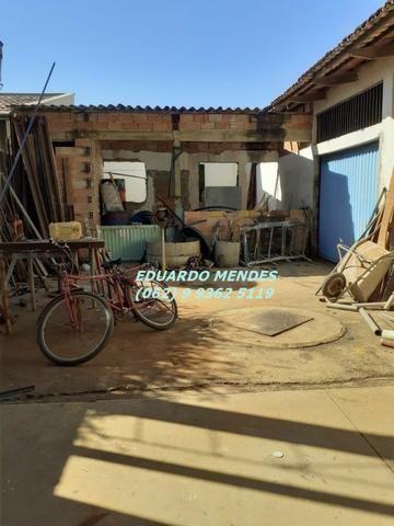 Galpão coberto, lote 360 m² em Aparecida de Goiânia, boa localização - Foto 19