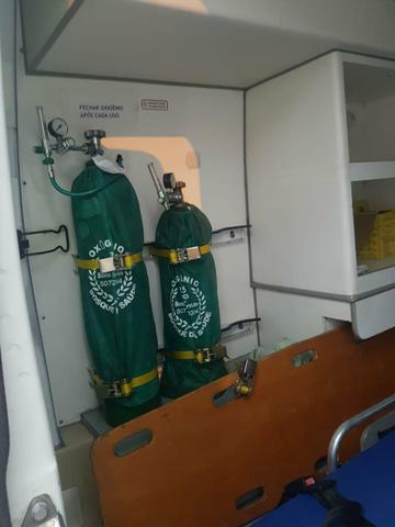 Master ambulancia 2007 UTI