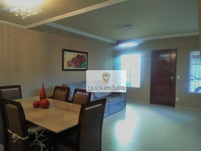 Casa duplex 03 quartos (não geminada) condomínio/amplo quintal, Marilea/Rio das Ostras. - Foto 8