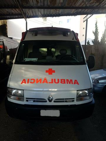 Master ambulancia 2007 UTI - Foto 5