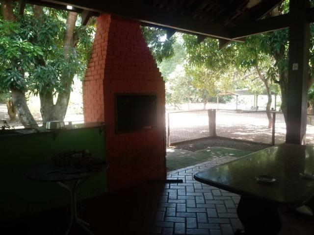 Chácara de 7 hectares, nas margem do rio em Acorizal, comunidade baus - Foto 10