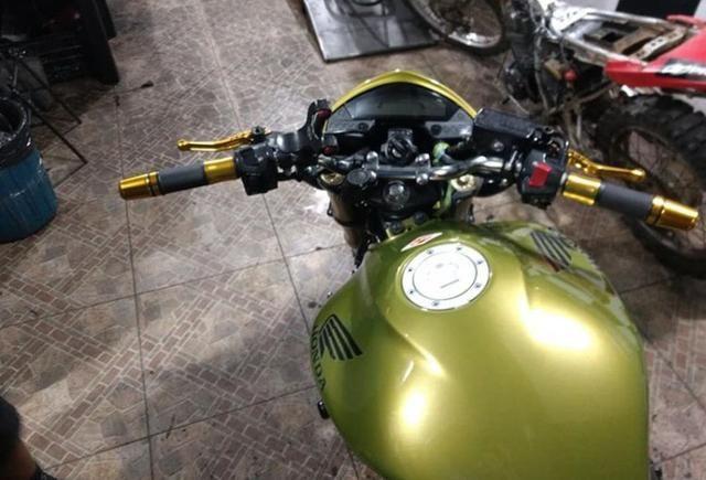 Honda Hornet/ FAÇO POR CONTRATO!! - Foto 6