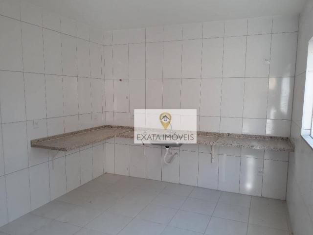 Lançamento! Casas triplex 03 suítes, terraço/piscina, Recreio, Rio das Ostras. - Foto 8