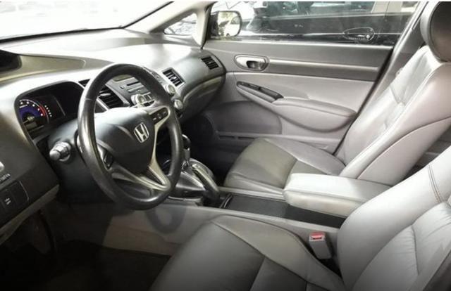 Honda civic 1.8 exs automático 2010 - Foto 5