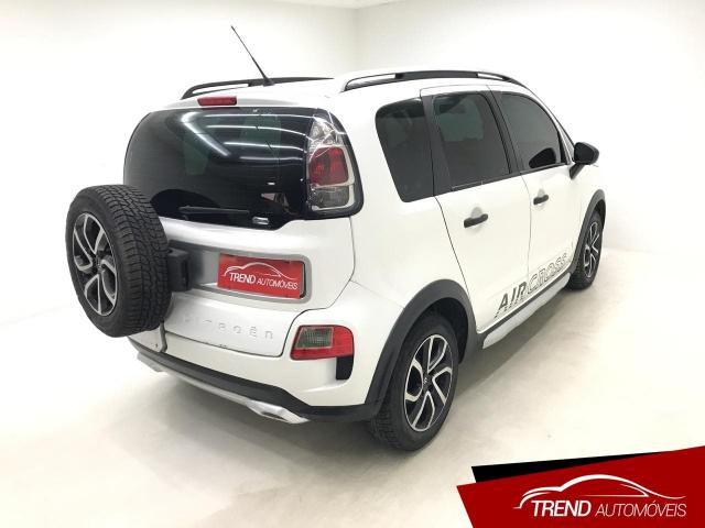 AIRCROSS 2013/2013 1.6 GLX 16V FLEX 4P MANUAL - Foto 9