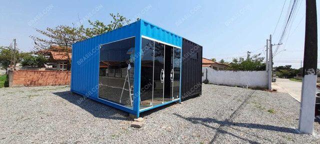 Loja Container 30 m² - Foto 2
