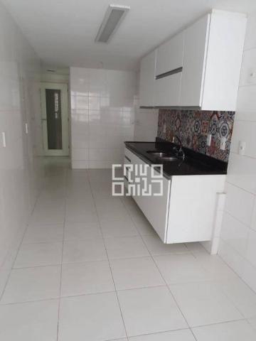 Apto 4 Quartos, 02 suítes e 02 vagas para alugar, 148 m² por R$ 6.000/mês - Icaraí - Niter - Foto 9