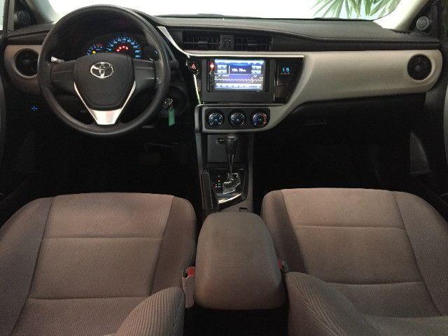Toyota / Corolla Gli 1.8 Flex 16v Automático - 2017/18 - Foto 12