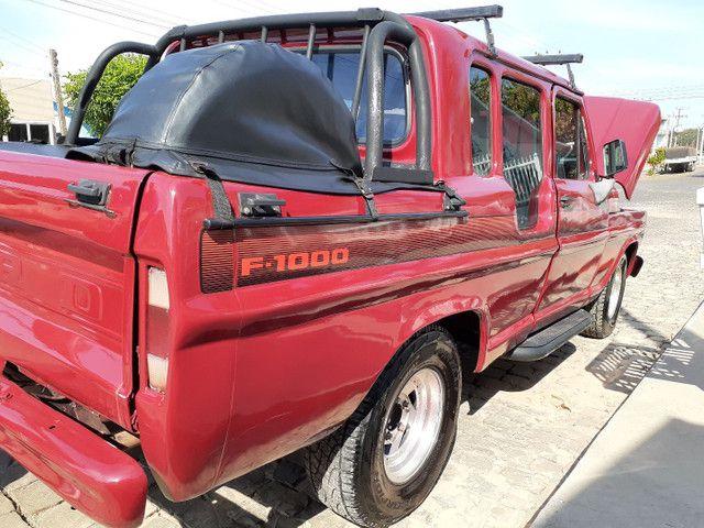 F1000 motor MWM 1985 - Foto 6