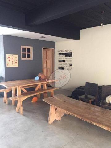 Sobrado com 3 dormitórios para alugar, 159 m² por R$ 3.000/mês - Serpa - Caieiras/SP - Foto 19