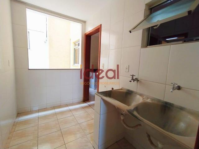 Apartamento para aluguel, 2 quartos, 1 vaga, Bairro De Fátima - Viçosa/MG - Foto 8